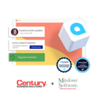 Century Business Solutions Partners With Mindover Software to Deliver Credit Card Processing Within Acumatica