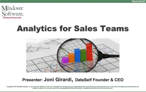 Analytics for Sales Teams
