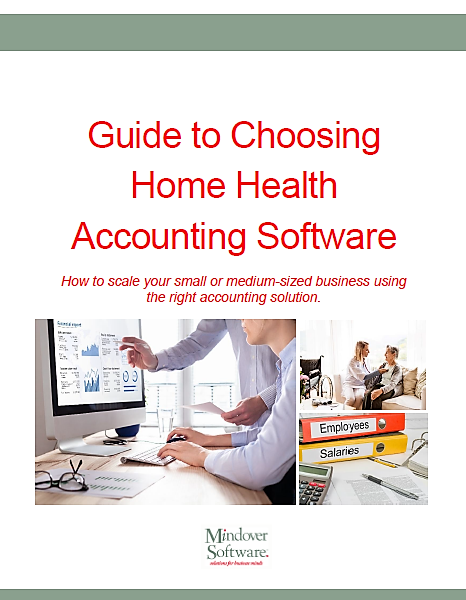home healthcare accounting guide