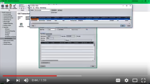 How to Copy Sales Orders in Sage 300 Video