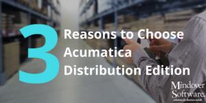 Acumatica Distribution Edition